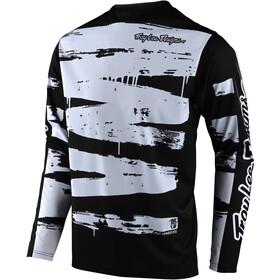 Troy Lee Designs Sprint Trikot schwarz/weiß
